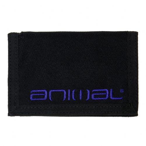ANIMAL MENS WALLET.NEW LUZON NAVY TRIFOLD MONEY NOTE CREDIT CARD COIN PURSE S20